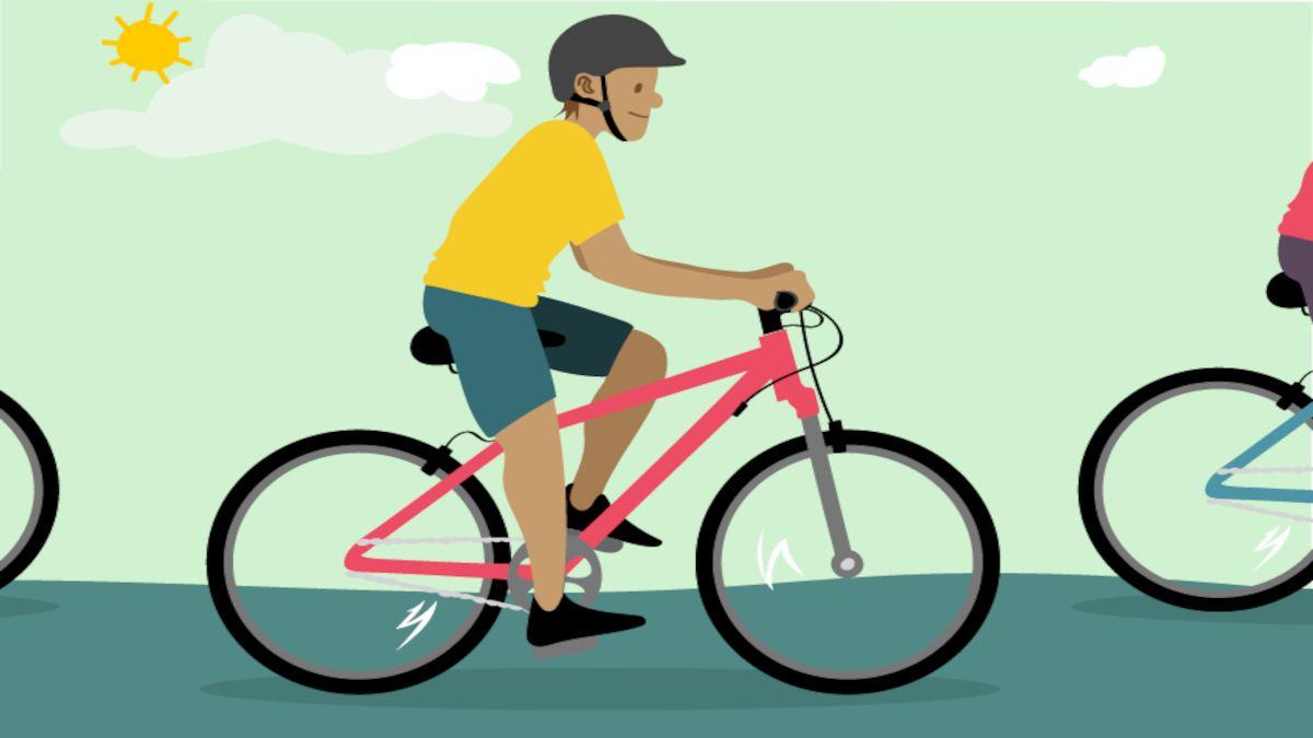 Bisiklete Binmek Kaç Kalori Yakar
