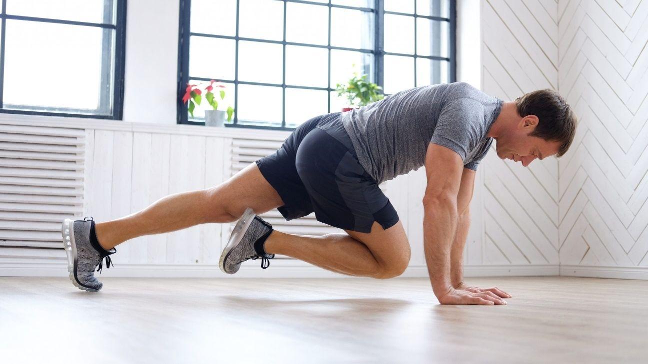 Evde Fitness Programı