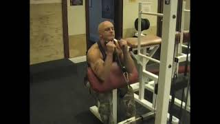 Cable Hammer Preacher Curl