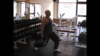 Dumbell Lunge