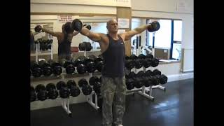 Dumbell Lateral Raise