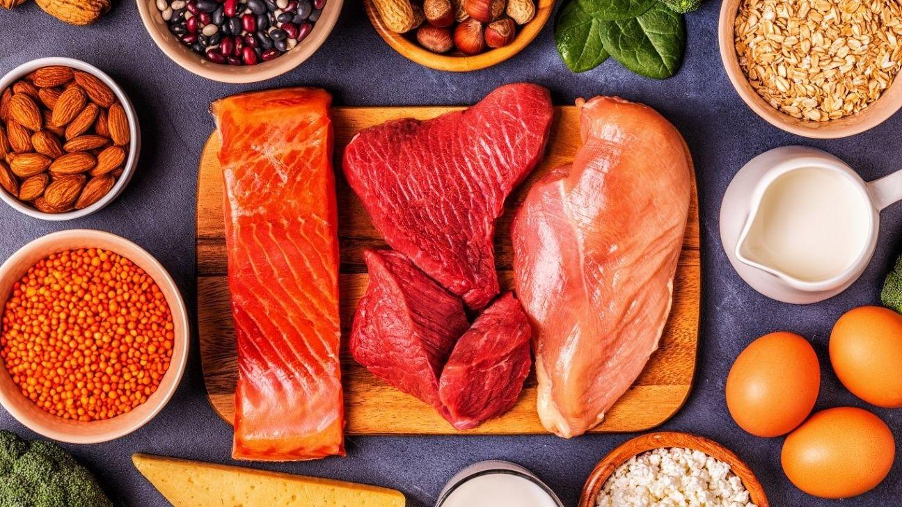Protein Zengini Besinler