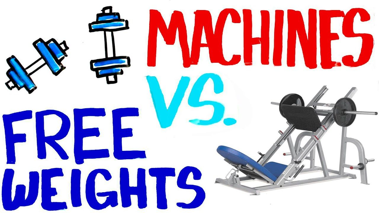 Serbebst Ağırlık vs Makine