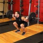 Daha Kuvvetli ve Kaslı Bacaklar için Full Squat Yapın