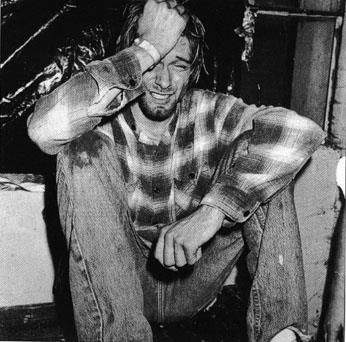 kurt in pain