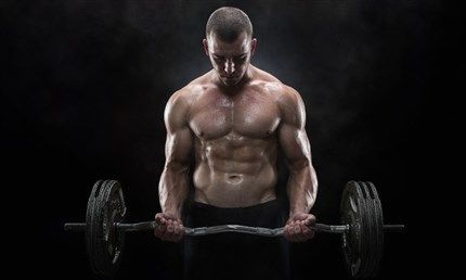 man-holding-barbell