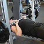 Omuzlarınızı Korumak İçin Smith Makinesinde Bench Press Yapmayın!