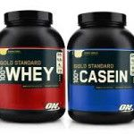 Whey ve Kazein Proteinleri