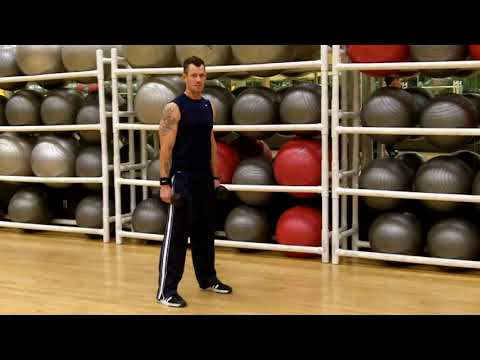 Dambılla Doğrultma Hareketi ⁄ Dumbbell Stiff Leg Deadlift ~ bodytr com