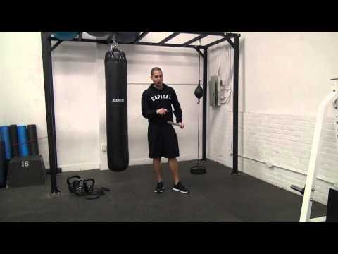 Rotator Cuff Exercise - Shoulder Dislocation